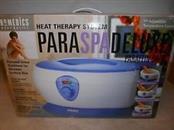 HOMEDICS Miscellaneous Appliances PARA SPA PARAFFIN BATH